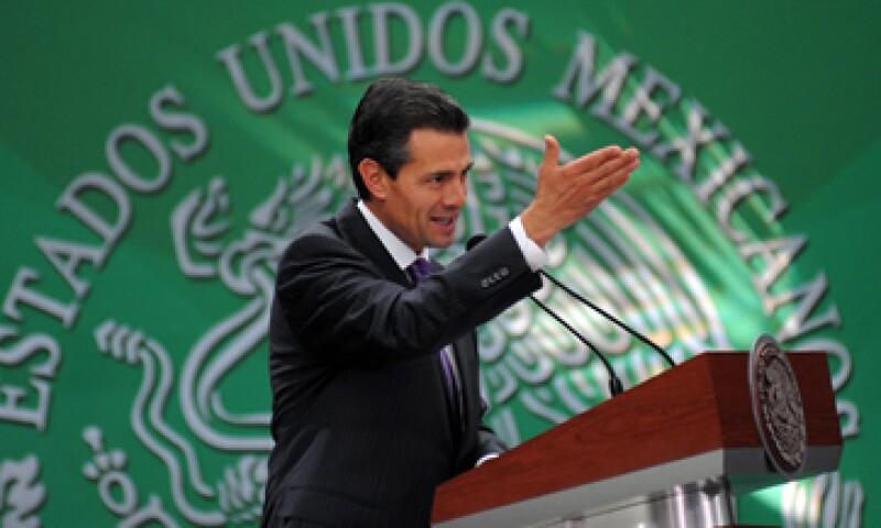 Peña participará en una sesión sobre la Alianza del Pacífico, y a una cena  latinoamericana. (Foto: Notimex)