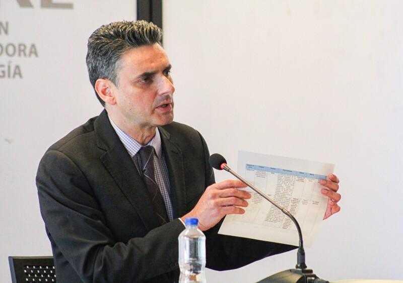 CRE Guillermo García Alcocer