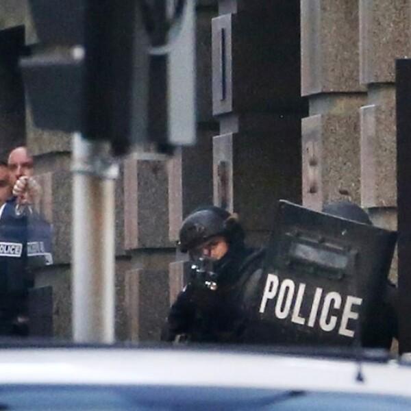 rehenes Sydney operación 7
