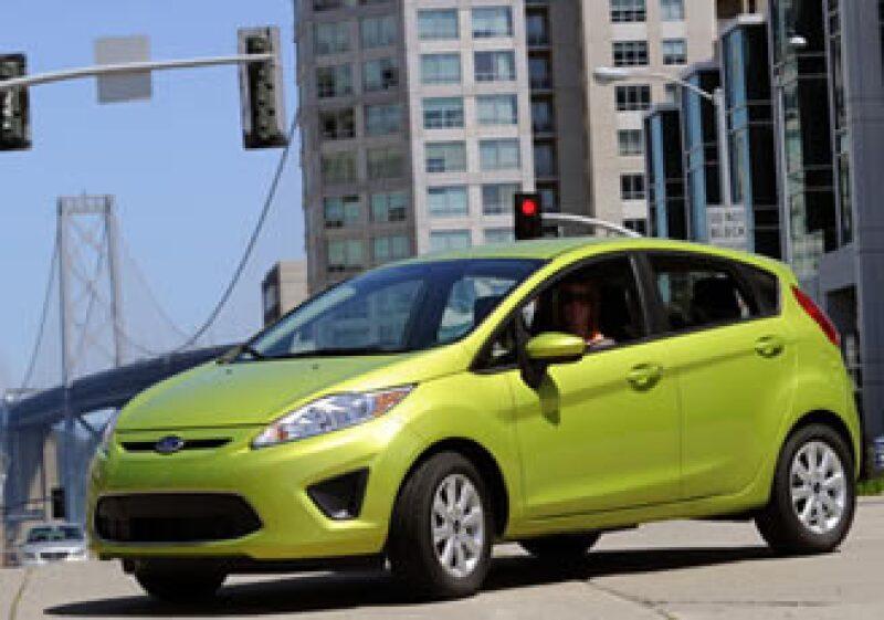 Ford fue el único gigante automotriz de EU que no fue rescatada por el Gobierno. (Foto: CNNMoney.com)