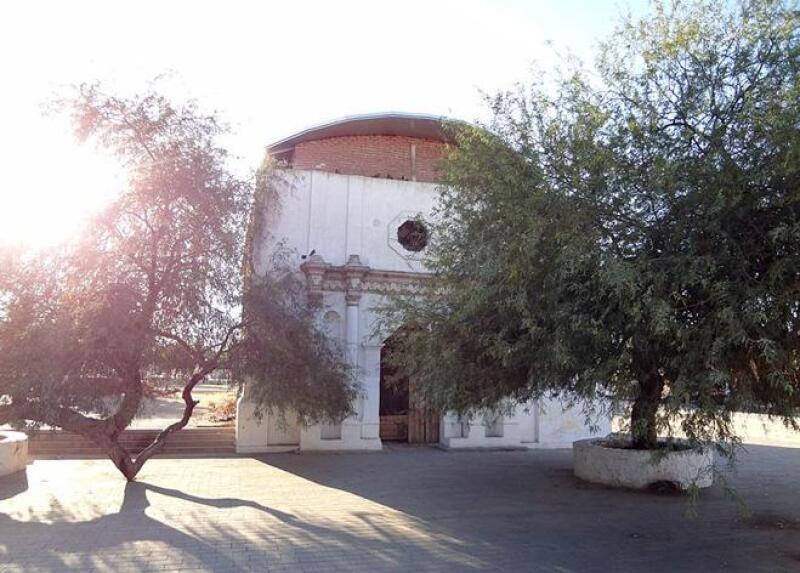Templo de San Antonio de Padua, Sonora
