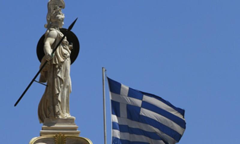Los ingresos del Gobierno heleno se quedaron en 21,800 mde durante la primera mitad del año. (Foto: AP)