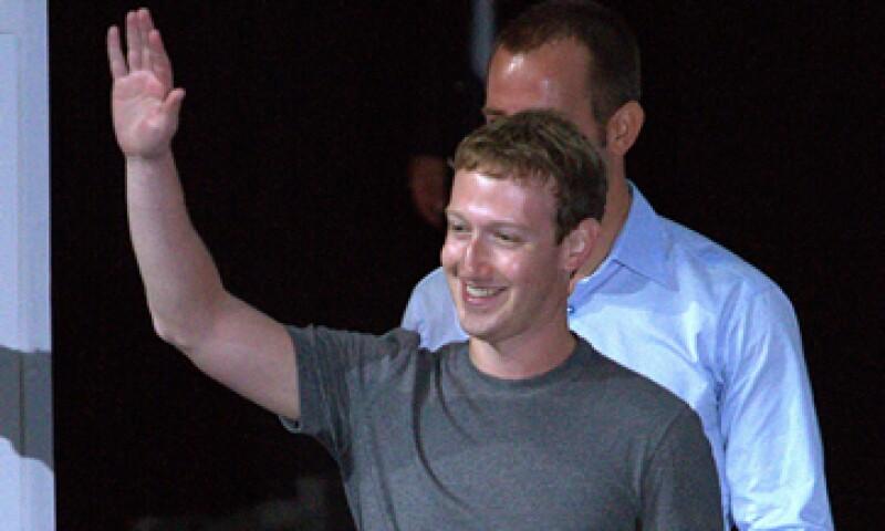 Zuckerberg participó en una conferencia organizada por Fundación Telmex. (Foto: Notimex)