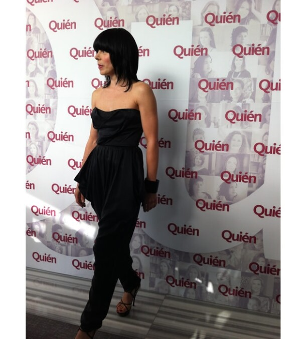 La cantante Ely Guerra ya está presente en el St. Regis.