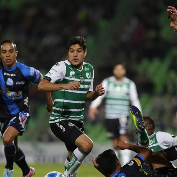 Santos y Puebla empataron 0-0