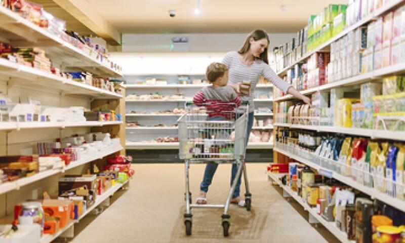 El consumo de bienes y servicios nacionales creció 0.3% en abril. (Foto: iStock by Getty Images. )