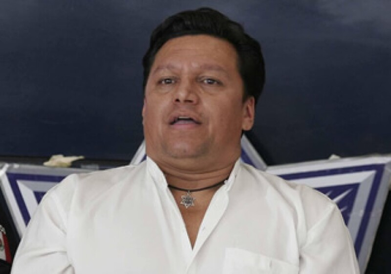 Josmar Flores Pereira, el secuestrador del avión de Aeroméxico. (Foto: Notimex)