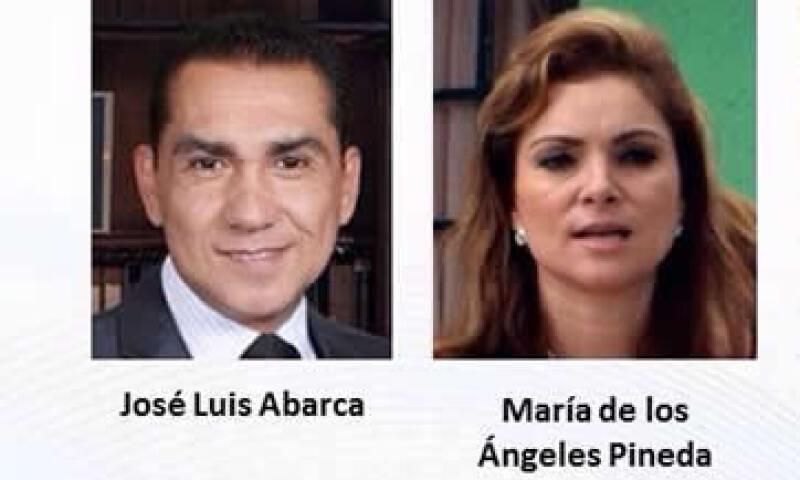 El expresidente municipal y su esposa son autores intelectuales de la desaparición de los estudiantes, dijo la PGR. (Foto: Tomada de @PGR_mx )