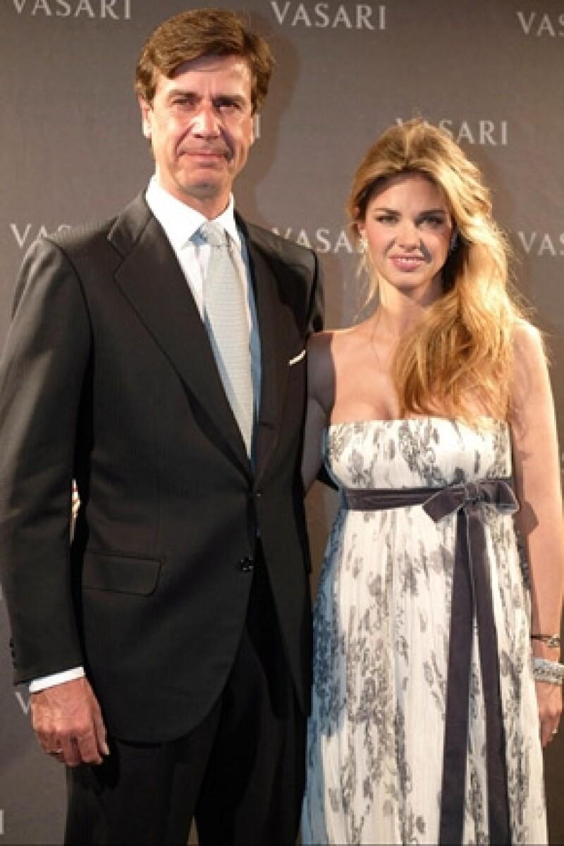 La modelo mexicana y Cayetano Martinez, hijo de la Duquesa de Alba, firmaron el divorcio en febrero de este año.