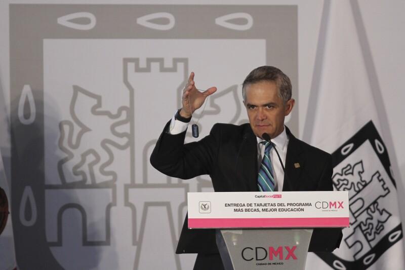 El jefe de gobierno, Miguel Ángel Mancera, posee ocho propiedades entre las que están dos locales y cinco departamentos.