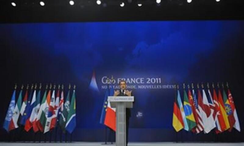 Una rebaja de calificación podría significar que el presidente Nicolas Sarkozy pierda las elecciones de 2012. (Foto: Reuters)
