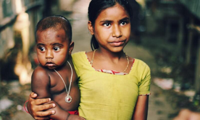 Ser hijos de padres pobres significa permanecer pobre de por vida, dice el estudio. (Foto: Getty Images)