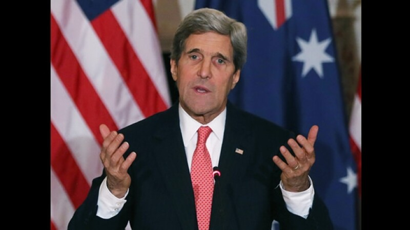 John Kerry, secretario de Estado