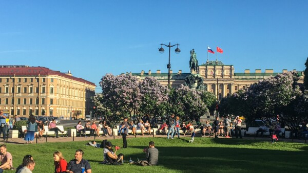Un recorrido por San Petersburgo