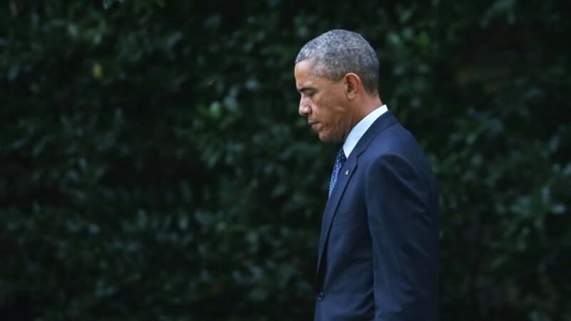 Barack Obama Casa Blanca