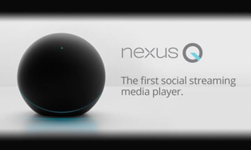 Se necesita un teléfono o tablet cargado con Android 2.3 o una versión superior para controlar la Nexus Q. (Foto: Cortesía de la marca)