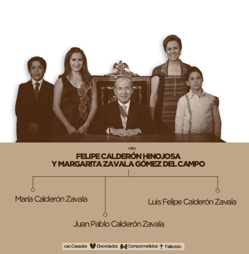 En sus venas corre el poder. Todo un linaje compuesto por más de 130 descendientes de los ex presidentes: desde Gustavo Díaz Ordaz a Felipe Calderón. Quiénes son, dónde están y a qué se dedican.