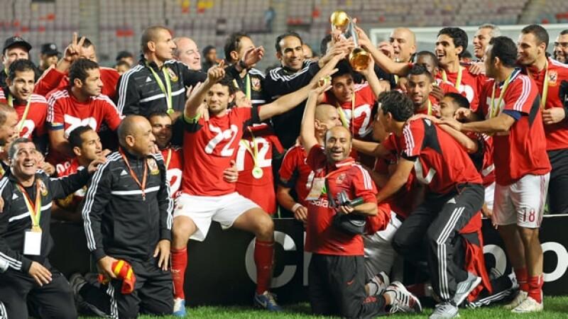 El Al Ahly de Egipto gana la Liga de Campeones de África