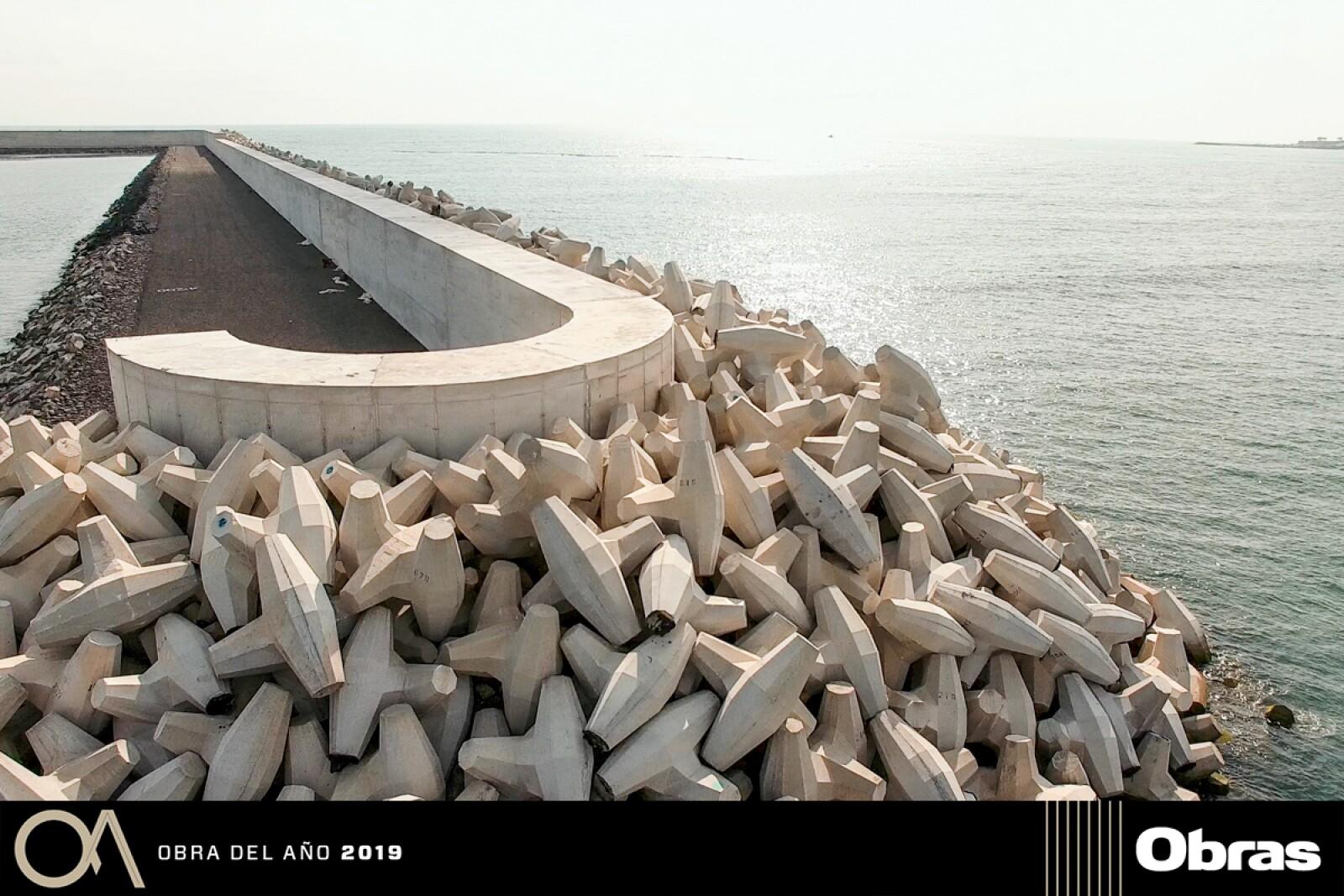 Primera Fase de Modernización del Puerto de Veracruz