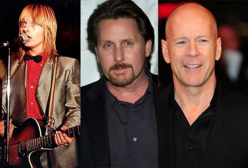 Freddy, Emilio y Bruce son los ex de Demi.