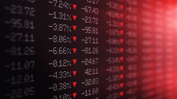 Mercados caída