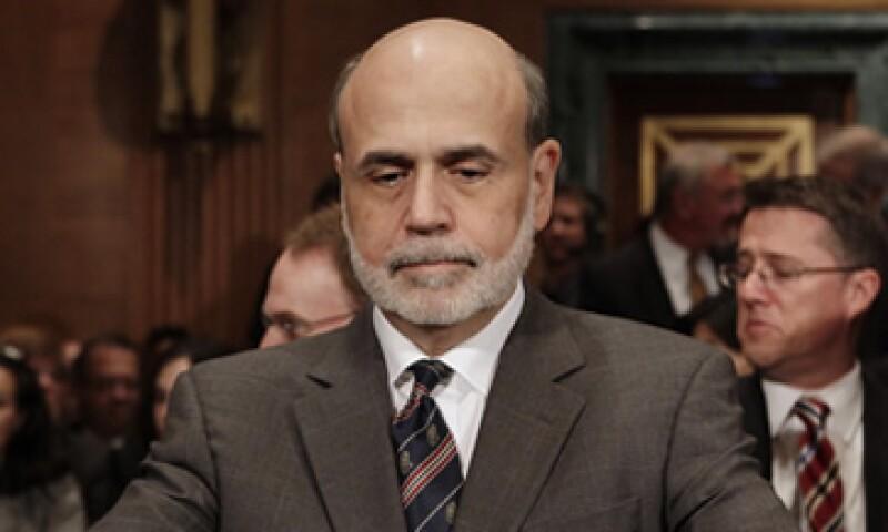 Ben Bernanke dio un discurso por los 100 años de historia del Banco Central estadounidense. (Foto: Reuters)
