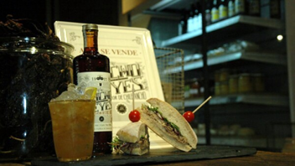 El tequila y el mezcal han abierto campo a los productores mexicanos. (Foto: Cortesía Ancho Reyes )