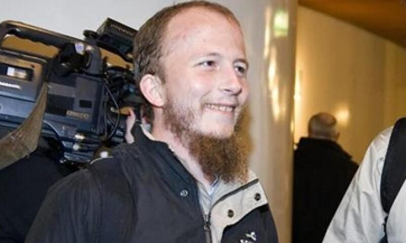 Gottfrid Svartholm Warg ya enfrenta además un año de cárcel por violación de derechos de autor. (Foto: Reuters)