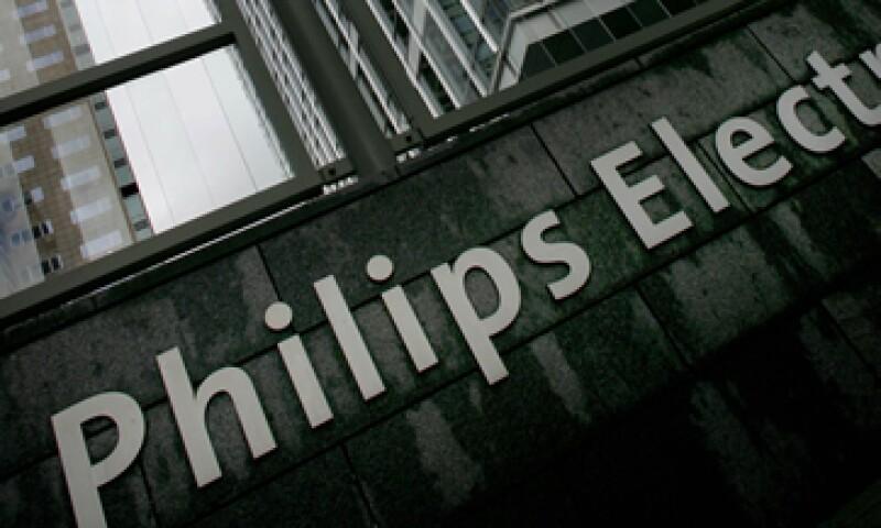 Philips dijo que las negociaciones con la firma con sede en Hong-Kong TVP para vender la mayor parte de su negocio de televisores son intensas y constructivas. (Foto: AP)