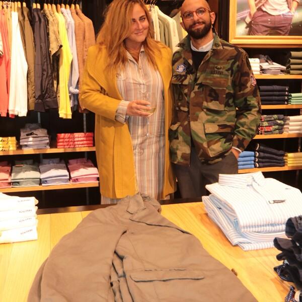 Inauguración de la boutique Scalpers en Artz Pedregal