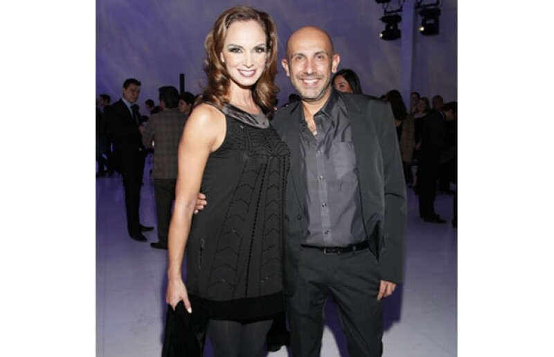 Rodeados de políticos, socialités, modelos, diseñadores y amigos cercanos, Cristina Pineda y Ricardo Covalín celebraron los primeros 15 años de una exitosa trayectoria.