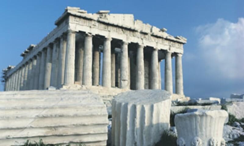 Grecia depende de la nivel de participación de los bonos bajo la ley internacional y bonos griegos para reducir su deuda. (Foto: Thinkstock)