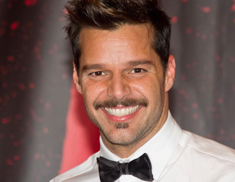 El cantante y actor puertorriqueño fue postulado en los premios Drama Desk, para la categoría de Mejor Actor en un Musical, por su participación en `Evita´.