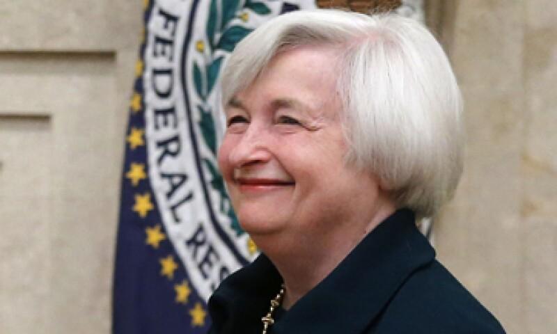 Janet Yellen asumió la presidencia del Banco Central en febrero. (Foto: Reuters)