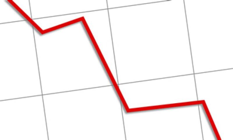 Los analistas consultados por Banxico bajaron el pronóstico de expansión de 4.24% a 3.81%. (Foto: Photos to Go)
