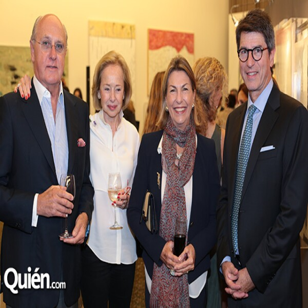 Alejandro Palhaus,Marion Palhaus,Marie Thérèse Arango,Arturo Montemayor