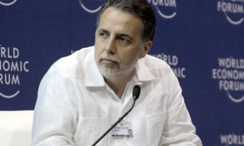 Bruno Ferrari pidió a los ministros del G20 mantenerse en la agenda establecida, pero ello no evitó que abordaran la expropiación de YPF en Argentina. (Foto: weforum.org)