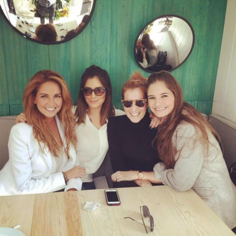 Karla, Melissa, Angie y Paty hicieron cantar y bailar a toda una generación.