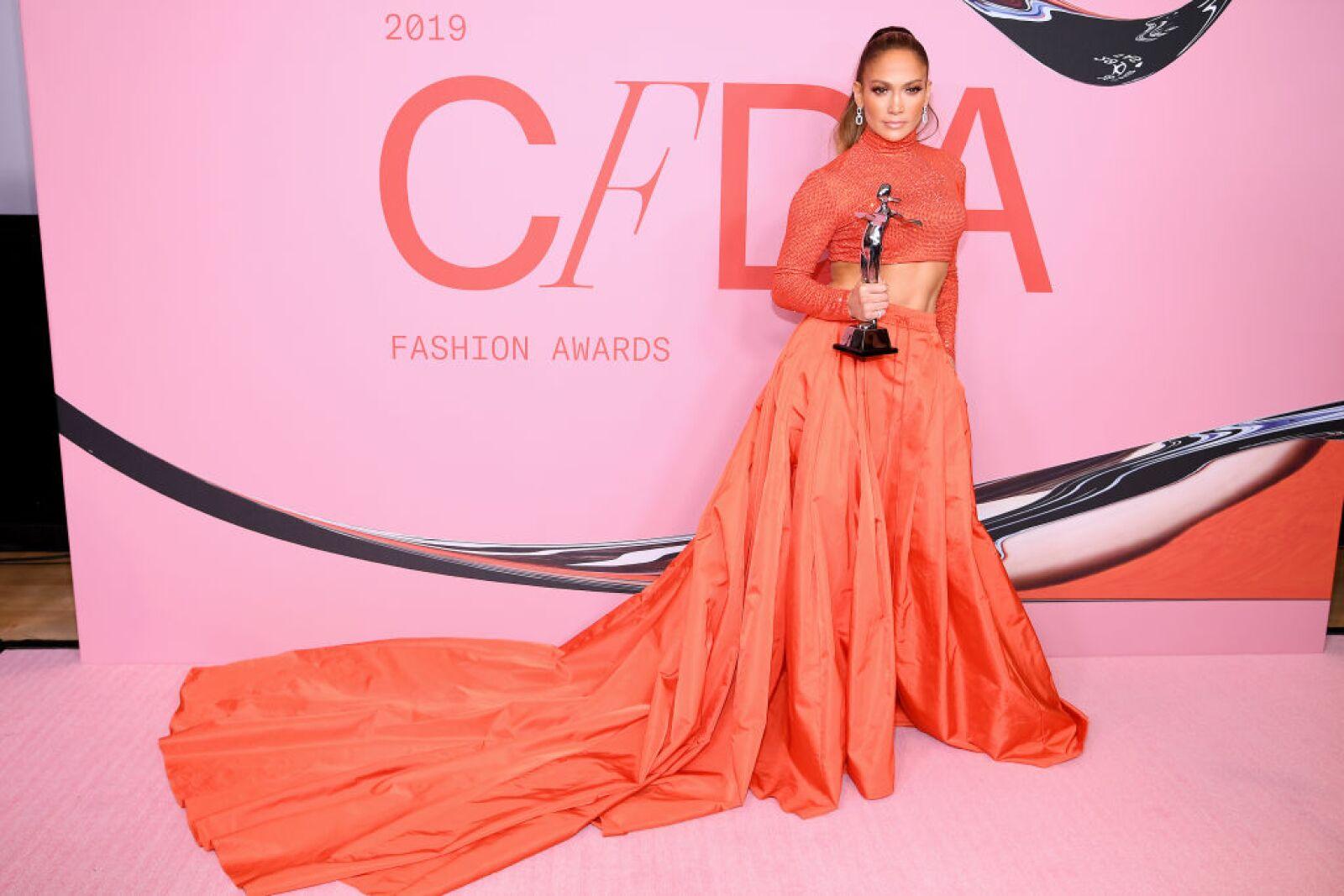 CFDA Fashion Awards - Winners Walk