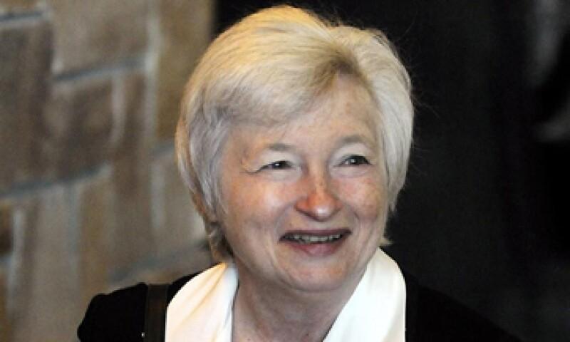 Yellen es actualmente vicepresidenta de la Reserva Federal. (Foto: Reuters)