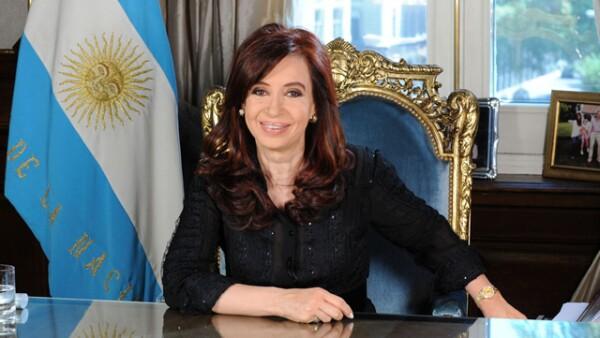 Cristina Fernández Kirchner