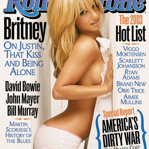 Rolling Stone, octubre 2003