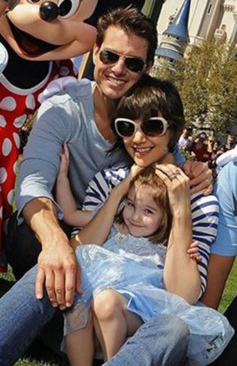 La hija de Tom Cruise y Katie Holmes irá cinco días a la semana a´New Village Academy´de la iglesia de la Cienciología.