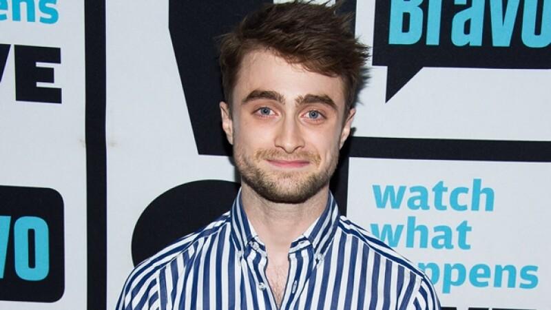 El actor británico aseguró que es crítico de su trabajo pero hay algunas cosas que no le gustaorn en una cinta de ?Harry Potter?
