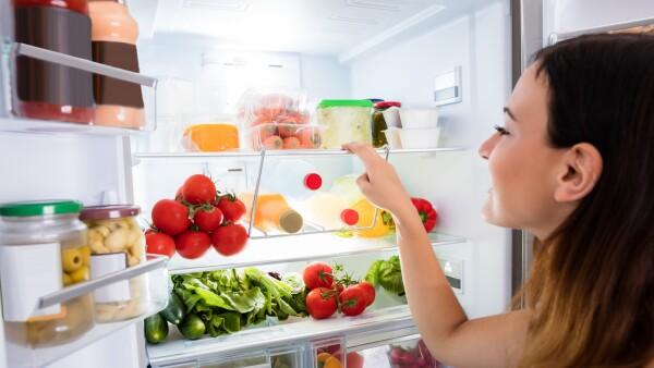 Gadgets desperdicio de comida tecnología