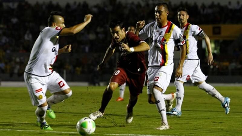 Los equipos del Ascenso Mx no se hicieron daño durante la ida de la final para obtener el pase a primera división