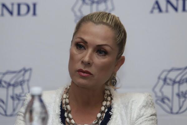Leticia Calderón.