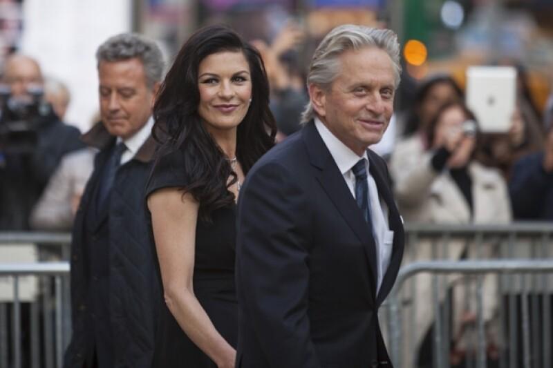 El actor declaró que la etapa de separación que vive con su todavía esposa es transitoria y que espera que pronto vuelvan a ser los mismos de antes.