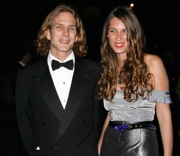 Andrea Casiraghi y Tatiana Santo Domingo serán papás pronto.