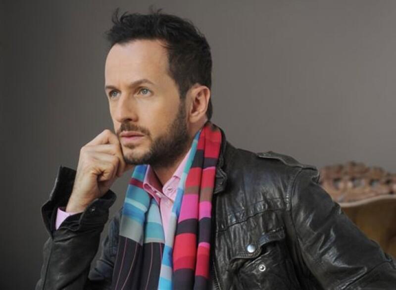 Óscar Madrazo estrenará programa el próximo 3 de agosto por el canal A&E Mundo.